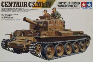 Tamiya 1:35 British Cruiser Tank Mk.VIII A27L Centaur C.S.Mk.IV Kit MM232 #35232