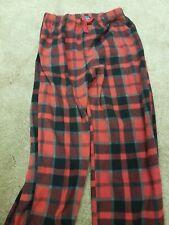 Nautica fleece pajama pants boys size 12