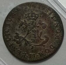 FRENCH COLONIES DOUBLE SOL 1741BB - ICCS F-12