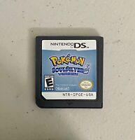 Pokemon: SoulSilver Version for Nintendo DS, 3DS, DSI 2010 USA Seller