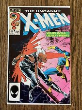 UNCANNY X-MEN #201 NM or Better 1st Baby Cable 1986 Marvel Comics CGC or CBCS It