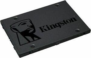 "SSD KINGSTON A400 STATO SOLIDO 2,5"" 240GB SA400S37/240G SATA"