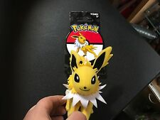 OFFICIAL TOMY POKEMON JOLTEON PLUSH SOFT TOY KEYRING KEY CLASP NEW TAGS