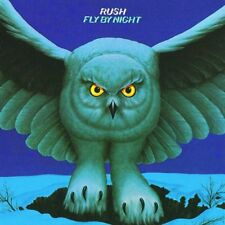RUSH FLY BY NIGHT REMASTERED 1997 CD HARD ROCK HEAVY METAL NEW