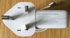 Genuine Apple MacBook 85W MagSafe 2 Power Adapter A1424 Good Condition