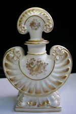 Antique Sèvres marked French Glided / Gilted Porcelain Scent Bottle