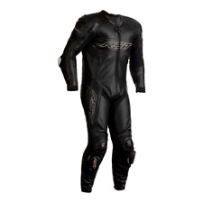 RST Tractech Evo-R 2020 Black 1PC Motorbike Leather Racing AAA CE Suit Race Hump
