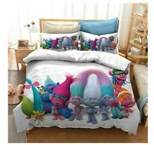 Trolls Single/Double/Queen/King Bed Quilt Cover Set