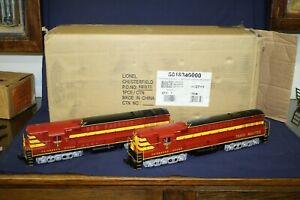 Lionel 18340 Century Club II FM Trainmaster Demo Loco Set LNOB