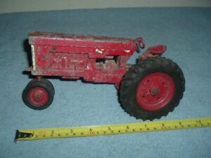 Vintage Ertl 560-460 Farmall Tractor For Parts or Repair......NR