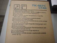toner cartridge kit TK867 cyan