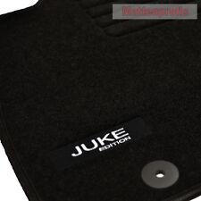 Mattenprofis Velours Fußmatten Edition 4-teilig für Nissan Juke ab Bj.06/2010 -