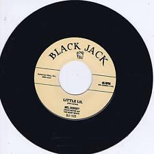 MEL DORSEY - LITTLE LIL / ANNIE MISS FANNY (Repro) ROCKABILLY JIVER (listen)