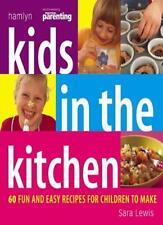 Children's Cookbook,Sara Lewis,Peter Pugh-Cook