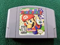 Mario Party N64 Nintendo 64 TESTED Fast Shipping Great Condition USA Seller