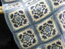 AMAZING STAR AFGHANS Crochet Pattern Leaflet 4 CROCHET STAR MOTIF DESIGNS by JAO