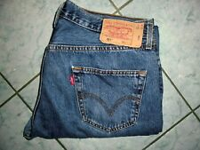 Levi`s 501 Levi Strauss W 36 L 30 Jeans Dunkelblau W36 L30 Levis Jeanshose 36/30