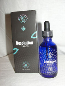 RESOLUTION DROPS - Weight Loss Diet Appetite Control - Total Life Changes TLC