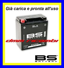 Batteria BS SLA Gel MOTO MORINI 9 1/2 1200 06>10 carica pronta all'uso 2006 2010