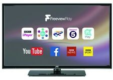 "JVC LT-32C672 32"" Smart HD LED TV with Internet, WiFi, Freeview Play, USB PVR"
