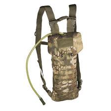 Mil-Tec Laser Cut MOLLE Military Army Tactical Hydration Pack Kryptek Mandrake