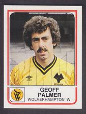 Panini - Football 84 - # 366 Geoff Palmer - Wolves