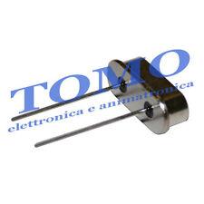 Risonatore al quarzo 10MHz in THT - HC49SR codice 10MHC49SR