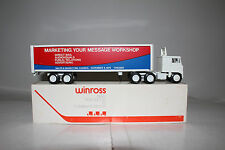 1979 Winross Die Cast Metal Semi Truck, Sales & Marketing, Nice