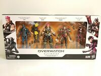 Hasbro Overwatch Ultimates Carbon Series Action Figure 4-Pack Set New Sealed