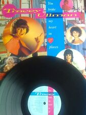 TRACEY ULLMAN LP YOU BROKE MY HEART IN 17 PLACES 1983