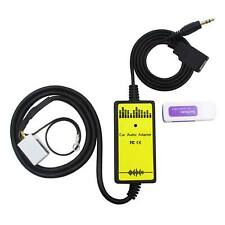 Car USB Aux-In Adapter MP3 Player Radio Interface For 12 Pin Skoda Seat Kit