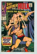 Tales to Astonish #94 August 1967 Vg- High Evolutionary