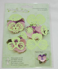 Leane Creatief Corte Die Flor 003 pensamiento 8879