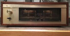 Luxman M-1500 Solid State Stereo Power Amplifier Works Great Vintage