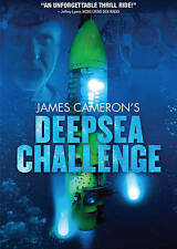 DEEPSEA CHALLENGE (DVD, 2014)Brand New