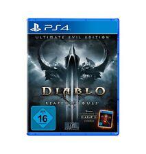 DIABLO 3 III - ULTIMATE EVIL EDITION PS4 PlayStation 4 NUEVO + Embalaje orig.