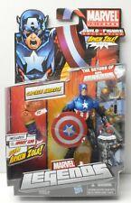 Captain America BUCKY Marvel Legends Universe ARNIM ZOLA 6'' action figure NIP