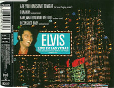 Elvis Presley: Live in Las Vegas (Are you lonesome tonight)  CD Maxi