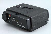 Mamiya RB 67  - Motor Rollfilmkassette  6x7 Kassette   motorized  Film Holder