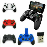 For Android IOS Mobile Phone Wireless Controller Gamepad Joystick 2.4G Receiver