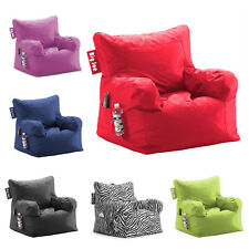 Big Joe Bean Bag Cozy Comfort Chair Dorm Stain Resistant Waterproof Relax Sofa