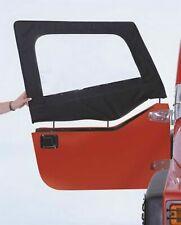 Rampage for 1997-2002 Jeep Wrangler(TJ) Door Skins - Black Denim - for ram89