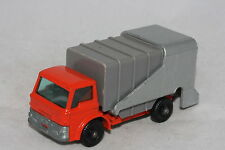 1960's Matchbox #7 Ford Garbage Truck