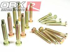 OBX 16 Pcs Extended Wheel Stud Lug Nut 12 x 1.5 mm Fits Honda Acura Toyota