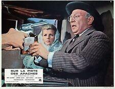 CORINNE CALVET DON 'RED' BARRY APACHE UPRISING 1965 VINTAGE PHOTO LOBBY CARD N°2