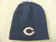 Chicago Bears Navy Officially Licensed NFL Beanie Hat-BNWT's