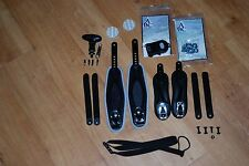 SNOWBOARD 37 pc Complete binding parts replacement kit, Ankles and Toes (31-903)