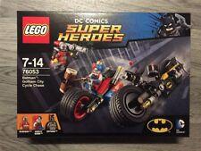 LEGO Super Heroes 76053: Batman: Batman v Superman Gotham City Cycle Chase NEW