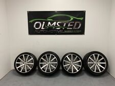 06 10 Chrysler 300 Srt-8 20' Wheels Tires 20x9 Rims Factory 10 Spoke Charger Oe