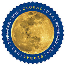 US Global Forever Air Mail Stamp (international reply postage for USA) (SASE)